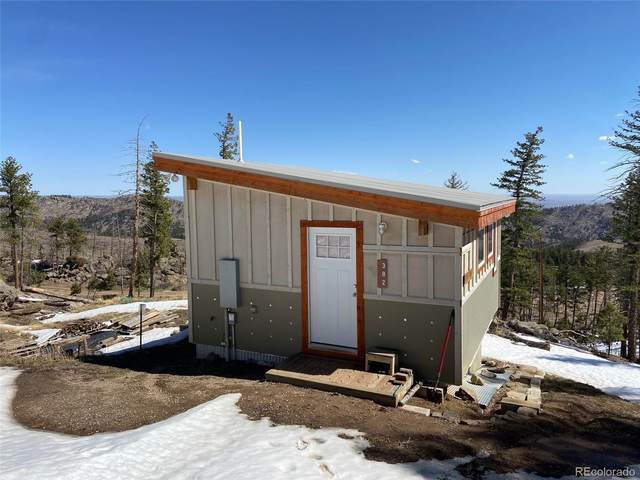 382 La Hermosa Drive, Bellvue, CO 80512 (#8632482) :: The DeGrood Team