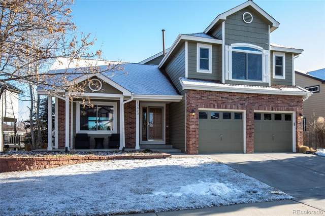 13023 W 84th Place, Arvada, CO 80005 (#8632816) :: The DeGrood Team