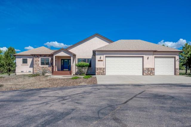 18010 Blacksmith Drive, Peyton, CO 80831 (#8633750) :: Structure CO Group