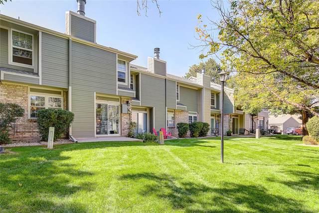 3417 S Ammons Street 25-5, Lakewood, CO 80227 (MLS #8633911) :: 8z Real Estate