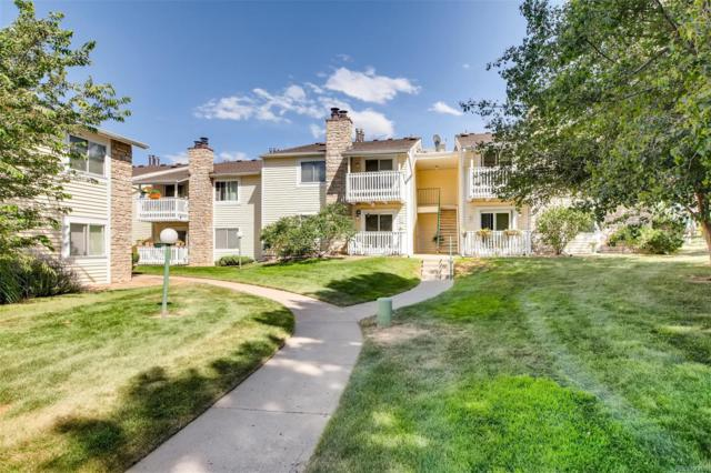 8555 Fairmount Drive H204, Denver, CO 80247 (#8634096) :: 5281 Exclusive Homes Realty