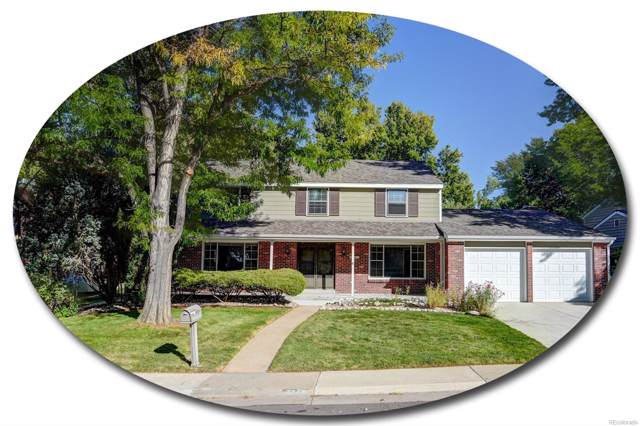 7348 S Ulster Street, Centennial, CO 80112 (MLS #8634209) :: 8z Real Estate