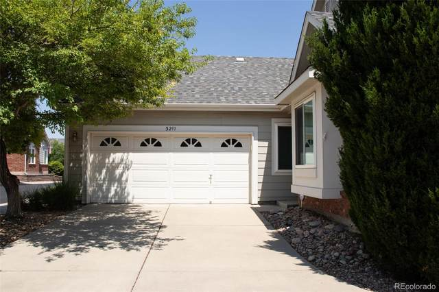 3211 E 102nd Place, Thornton, CO 80229 (MLS #8634330) :: 8z Real Estate