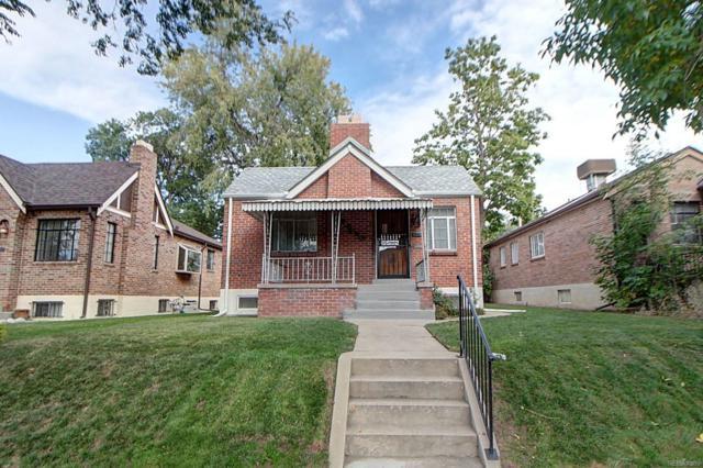3544 Osceola Street, Denver, CO 80212 (MLS #8634918) :: Kittle Real Estate