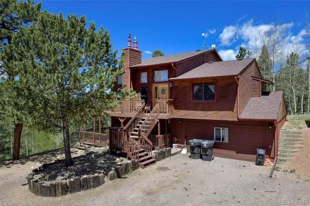 265 Homestead Road, Divide, CO 80814 (#8635027) :: Symbio Denver