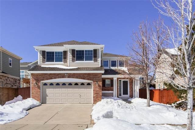 4771 S Flat Rock Court, Aurora, CO 80016 (#8635385) :: The Griffith Home Team