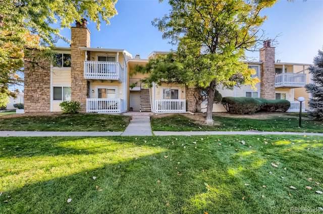8555 E Fairmount Drive A203, Denver, CO 80247 (#8635701) :: The Dixon Group