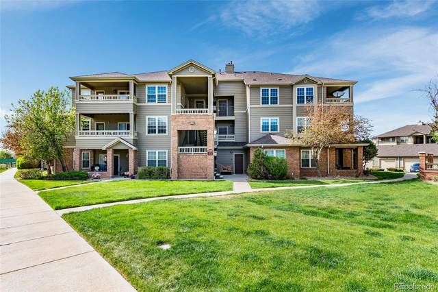 12814 Ironstone Way #304, Parker, CO 80134 (#8636126) :: Briggs American Properties