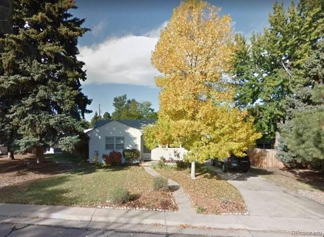 6473 S Prescott Street, Littleton, CO 80120 (#8636269) :: Mile High Luxury Real Estate