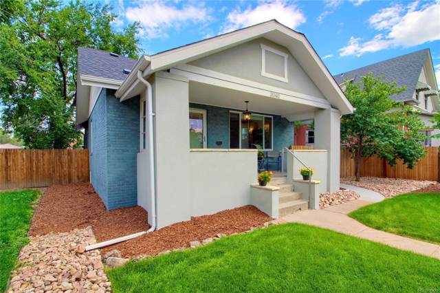 3040 N Columbine Street, Denver, CO 80205 (#8636313) :: The Heyl Group at Keller Williams
