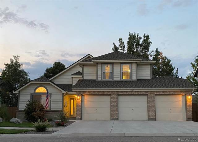 19023 E Oak Creek Way, Parker, CO 80134 (#8636762) :: The Margolis Team