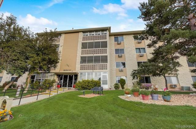 3164 S Wheeling Way #403, Aurora, CO 80014 (#8636859) :: Finch & Gable Real Estate Co.