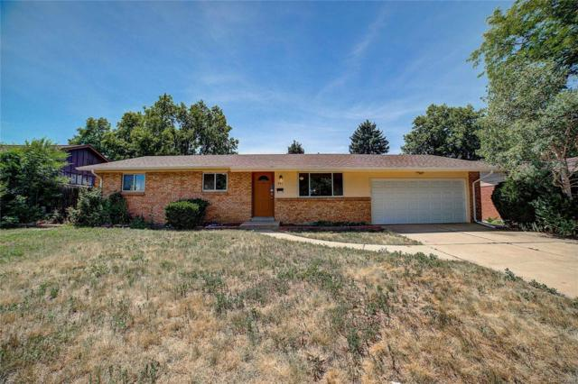 581 S Newland Street, Lakewood, CO 80226 (MLS #8636970) :: 8z Real Estate