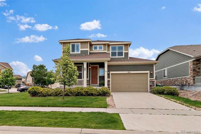 8921 Ellis Street, Arvada, CO 80005 (MLS #8637019) :: 8z Real Estate