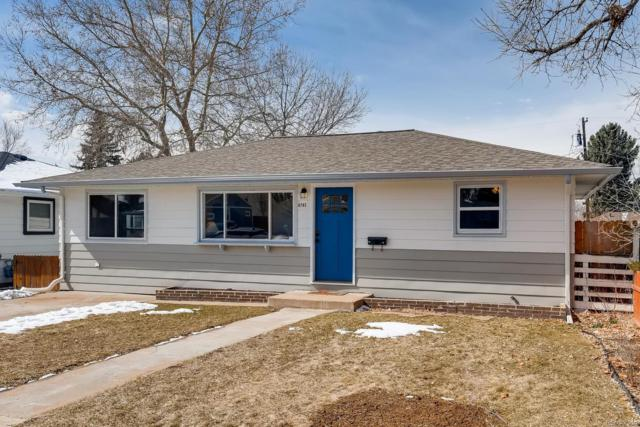 4743 S Pennsylvania Street, Englewood, CO 80113 (#8637048) :: Bring Home Denver