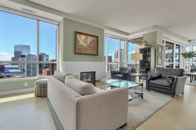 2001 Lincoln Street #2011, Denver, CO 80202 (MLS #8637339) :: Bliss Realty Group