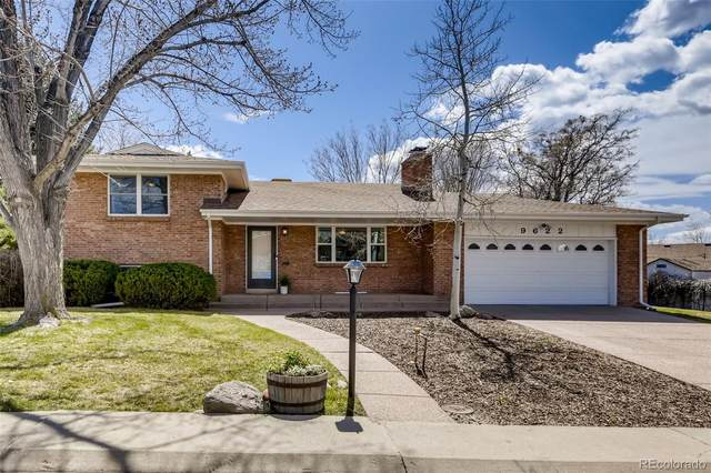 9622 W 64th Place, Arvada, CO 80004 (#8637731) :: Hudson Stonegate Team