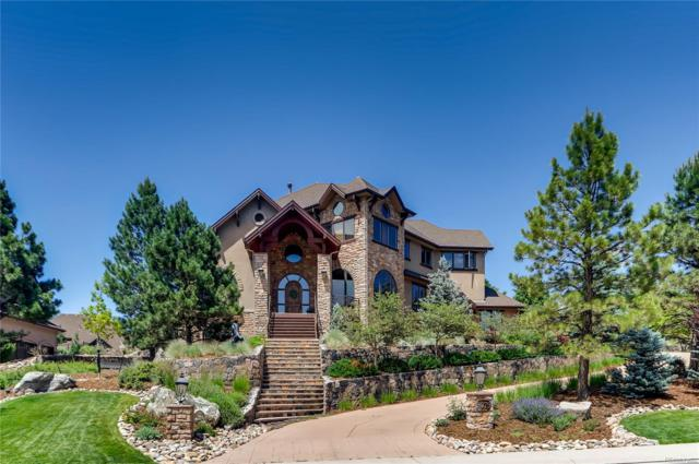 9079 Sunshine Meadow Place, Parker, CO 80134 (MLS #8637996) :: Kittle Real Estate