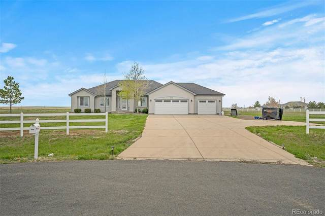 56880 E 37th Place, Strasburg, CO 80136 (#8638344) :: Re/Max Structure