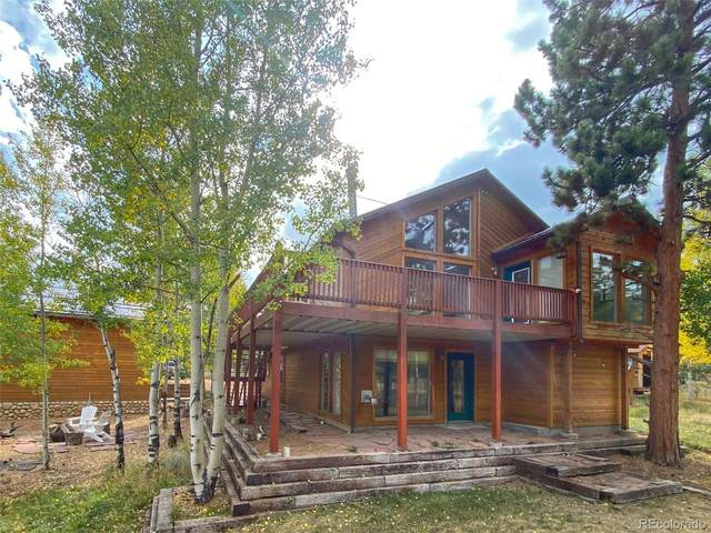 231 Crystal Rock Road, Bailey, CO 80421 (#8638995) :: Chateaux Realty Group