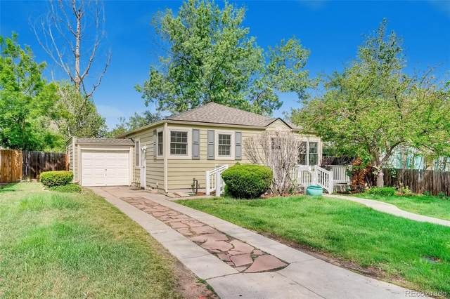 1865 S Cook Street, Denver, CO 80210 (#8639304) :: Bring Home Denver with Keller Williams Downtown Realty LLC