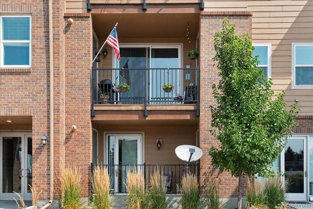 15274 W 64th Lane #201, Arvada, CO 80007 (MLS #8639878) :: Bliss Realty Group