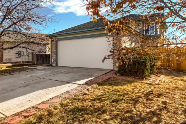 20632 E Scott Circle, Denver, CO 80249 (#8639916) :: The Galo Garrido Group