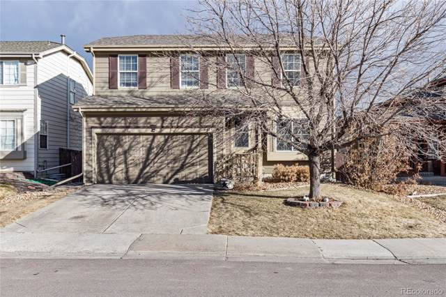 5415 Ben Park Circle, Parker, CO 80134 (#8640446) :: The DeGrood Team