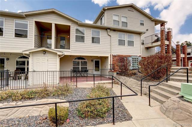 1650 S Deframe Street B4, Lakewood, CO 80228 (#8640563) :: Wisdom Real Estate