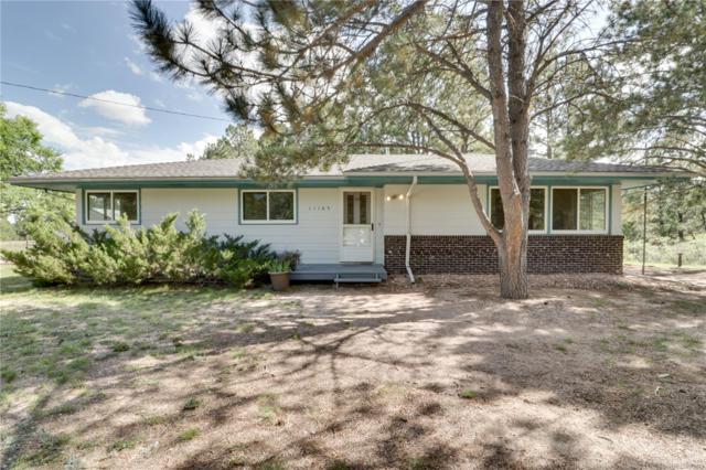 11165 Pine Meadows Road, Colorado Springs, CO 80908 (#8640961) :: Bring Home Denver