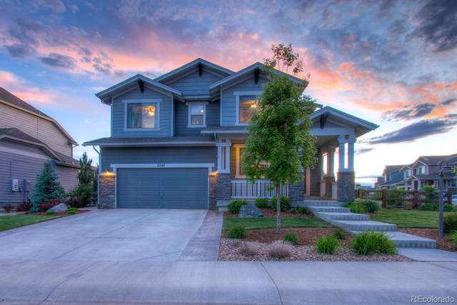 2240 Vermillion Creek Drive, Loveland, CO 80538 (#8641171) :: Compass Colorado Realty