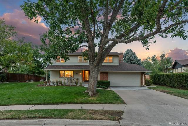 7584 S Vine Street, Centennial, CO 80122 (#8641179) :: Chateaux Realty Group