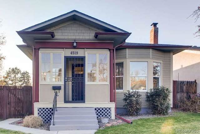 4519 Wolff Street, Denver, CO 80212 (MLS #8641296) :: Colorado Real Estate : The Space Agency