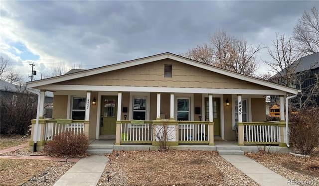 4457 Zenobia Street, Denver, CO 80212 (#8641440) :: The Healey Group