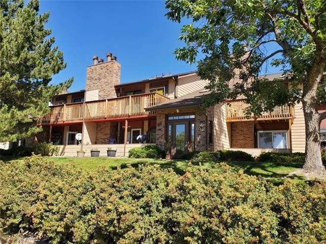 699 Canyon Drive, Castle Rock, CO 80104 (MLS #8641720) :: 8z Real Estate