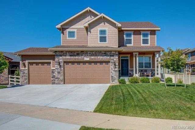 2237 80th Ave Ct, Greeley, CO 80634 (#8642165) :: The DeGrood Team