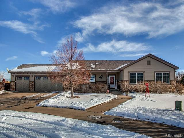 2340 Adams Court, Strasburg, CO 80136 (#8642235) :: The Colorado Foothills Team | Berkshire Hathaway Elevated Living Real Estate