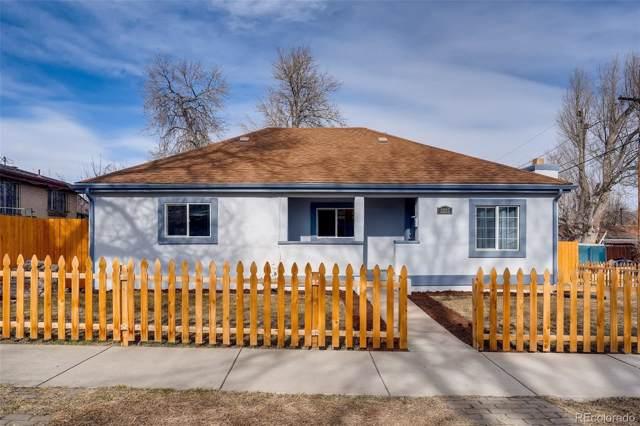3227 W 9th Avenue, Denver, CO 80204 (MLS #8642307) :: Colorado Real Estate : The Space Agency