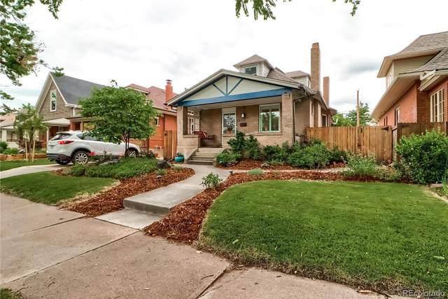 1468 S Sherman Street, Denver, CO 80210 (#8642314) :: Venterra Real Estate LLC
