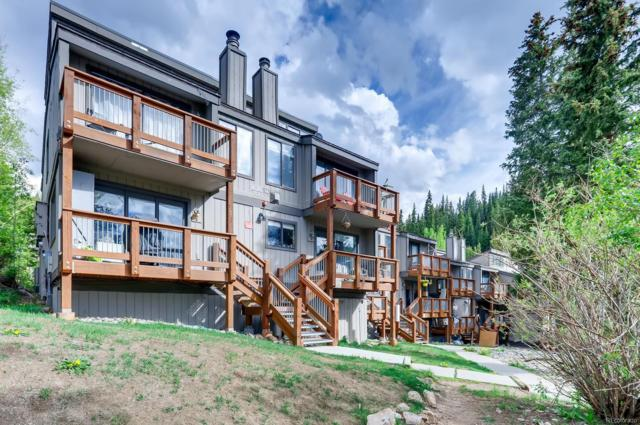 265 Illinois Gulch Road #3, Breckenridge, CO 80424 (#8642453) :: Mile High Luxury Real Estate