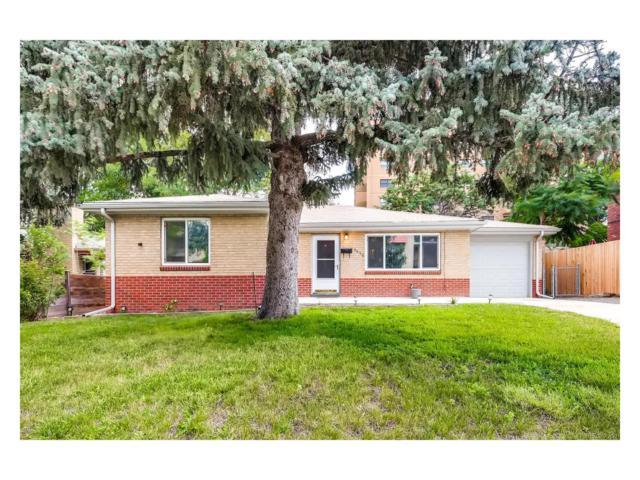 3650 S Delaware Street, Englewood, CO 80110 (MLS #8642638) :: 8z Real Estate