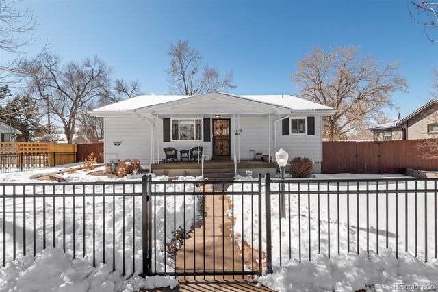 3279 S Pearl Street, Englewood, CO 80113 (MLS #8642760) :: The Sam Biller Home Team