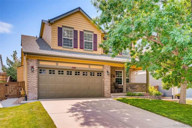 1140 Mulberry Lane, Highlands Ranch, CO 80129 (#8643071) :: iHomes Colorado