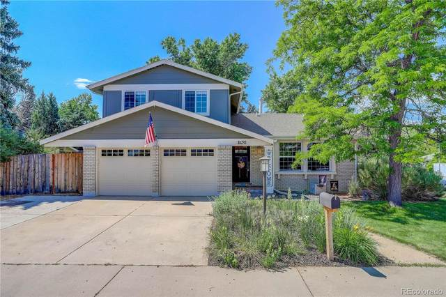 8690 W 78th Place, Arvada, CO 80005 (#8643385) :: Compass Colorado Realty