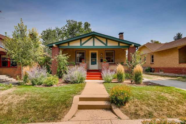 1368 N Elm Street, Denver, CO 80220 (#8643417) :: Chateaux Realty Group