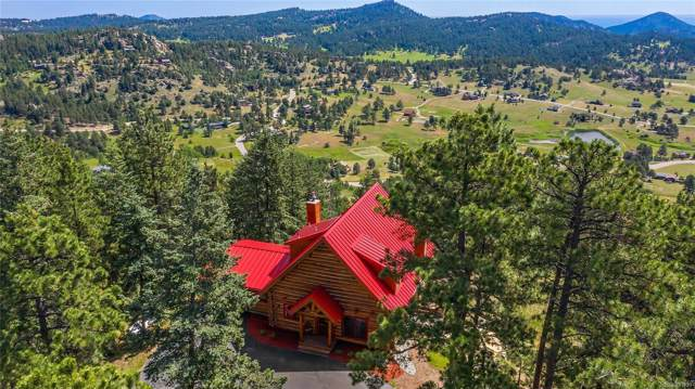6884 Olympus Drive, Evergreen, CO 80439 (#8643564) :: The Peak Properties Group