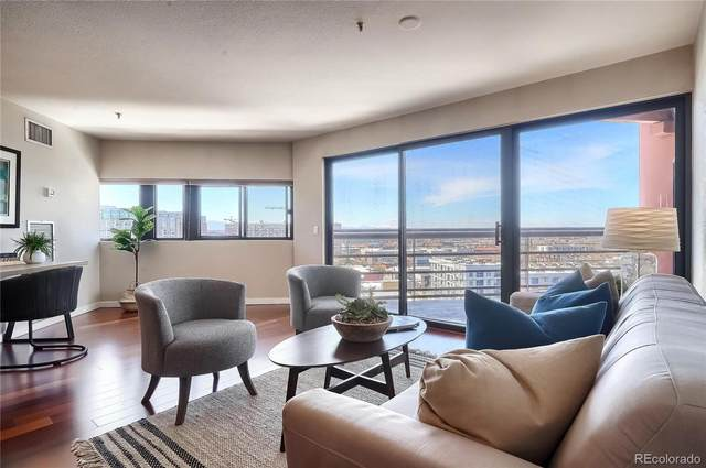 100 Park Avenue #902, Denver, CO 80205 (#8643700) :: The Artisan Group at Keller Williams Premier Realty