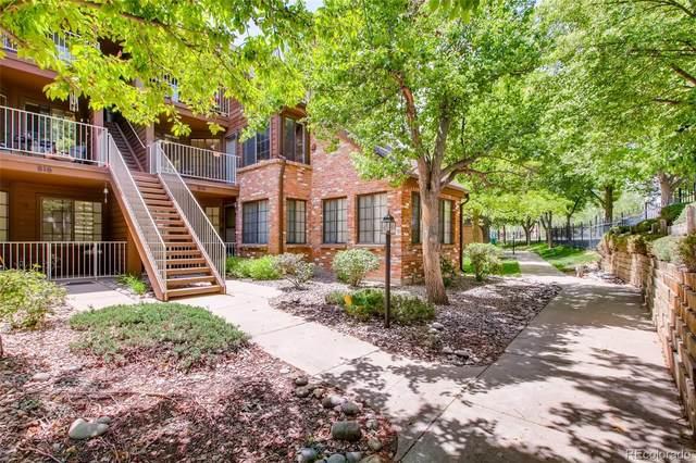 816 S Vance Street E, Lakewood, CO 80226 (#8643932) :: Compass Colorado Realty