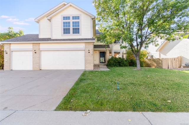 10619 Sedgwick Way, Parker, CO 80134 (#8644036) :: The HomeSmiths Team - Keller Williams