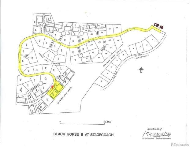 Lots 57 and 58 Black Horse II, Oak Creek, CO 80467 (#8644584) :: Hudson Stonegate Team